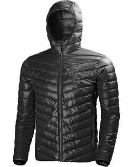 Verglas Hooded Down Mens Insulator Jacket