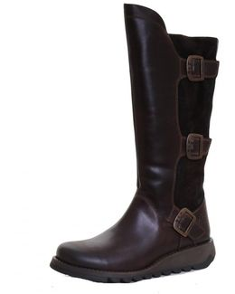 Synd Ladies Suede Boot