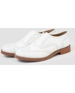 Albany Oxford Brogue Shoes