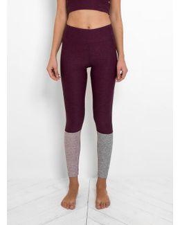 Dipped Warmup Leggings