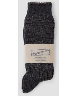 Links Combi Crew Socks
