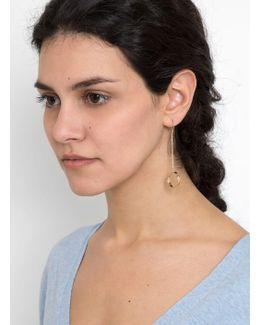 Loop Long Earrings