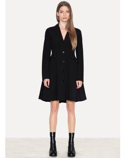 Technical Blazer Dress