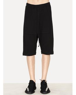 Viscose Cotton Soft Terry Shorts