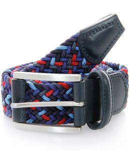 Woven Textile Belt