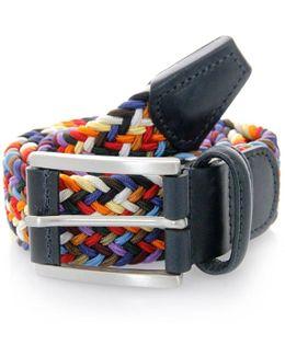 Anderson Belts Woven Multi Belt B0667-Af2949-Ne41 058