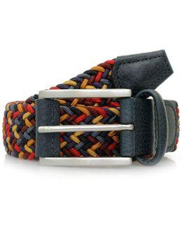 Anderson's Woven Multi Braided Belt B0667 Ne41