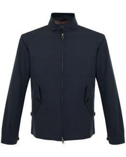 Modern Classic G4 Navy Harrington Jacket