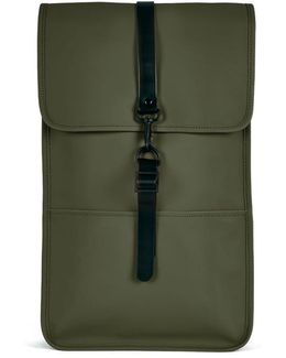 Green Backpack 1220