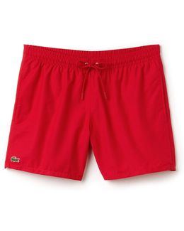 Red Swimming Trunks