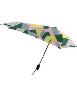 Senz Automatic Playing Court Blocks Umbrella