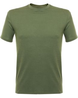Silo Wave Jersey Green T-shirt