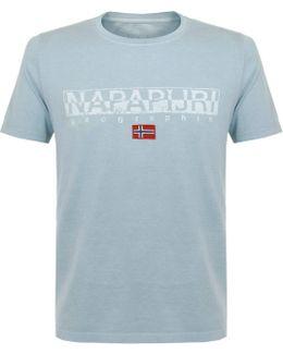 Sapriol Danway Blue T-shirt