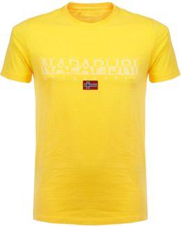 Sapriol Summer Yellow T-shirt