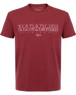 Sapriol Russet T-shirt