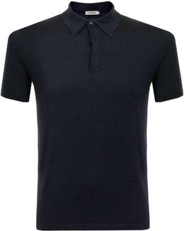 Mikael Navy Polo Shirt