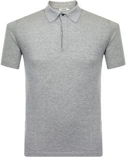Mikael Grey Polo Shirt