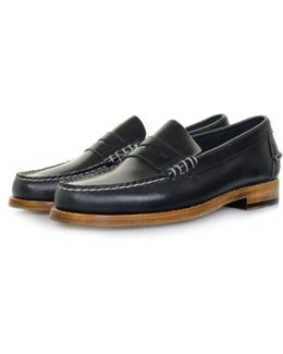 Legacy Penny Navy Loafer Shoe B766085