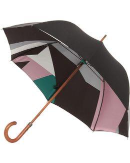 Wilkinson Double Layer Umbrella Black|Wilkinson Ludgbs-002