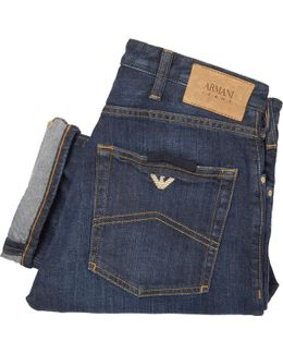 J45 Denim Jeans - Slim Fit