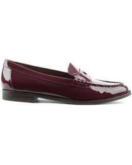Barrett Claret Patent Leather Loafer