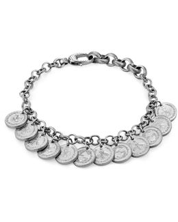 Coin Collection Bracelet