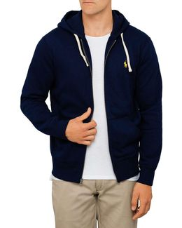 Full Zip Hooded Fleece