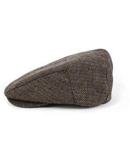 Herringbone Cut & Sew Cap