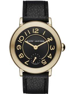 Marc Jacobs Riley Black Watch