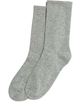 Ultrafine Cotton Sock