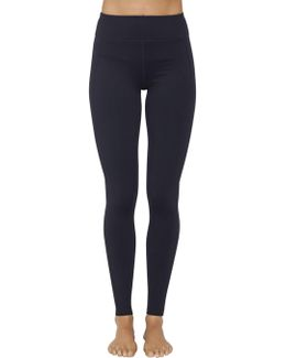 High Waist Full Length Legging