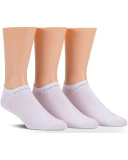 3pk No Cushion Liner Sock