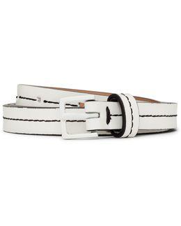 Pop Colour Detail 15mm Belt