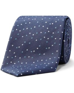 Scattered Spot Tie