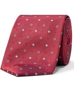 Square Spot Tie