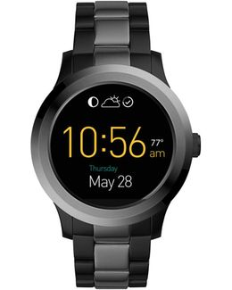 Q Founder Touchscreen 2-tone Smartwatch