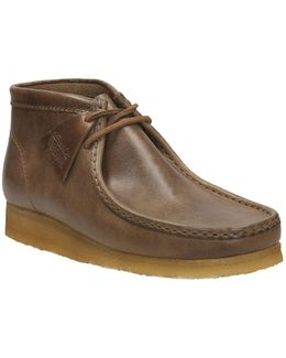 Horween Leather Wallabee Boot