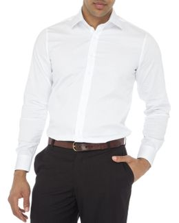 Gb Business Shirt Slim Fit