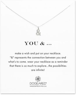 You & Reminder Necklace