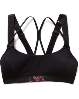 Visibility Training Padded Bralette