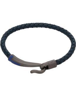 Woven T Hook Bracelet