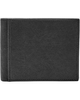 Ingram Bifold With Flip Id Leather