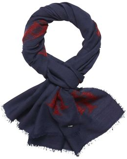 Th Needlepunch Scarf