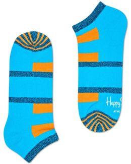 Athletic Stripe Low Sock