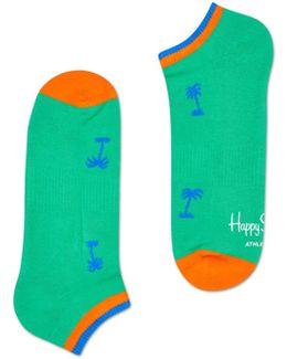 Athletic Palm Beach Low Sock