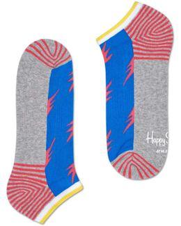 Athletic Flash Low Sock