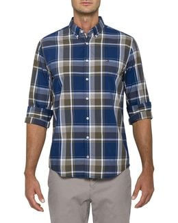 Birgen Check Shirt