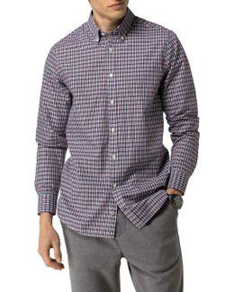 Carson Check Shirt