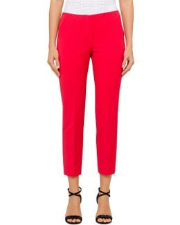 Techno Stretch Straight Pant