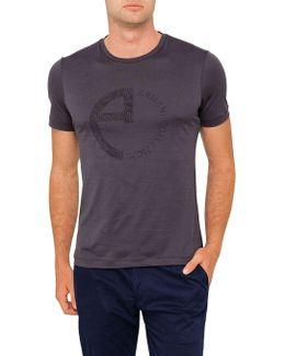Logo Voyage Slim Fit T-shirt